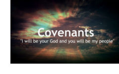 Heb_8:10 For this is the covenant that I will make with the house of Israel after those days, saith the Lord; I will put my laws into their mind, and write them in their hearts: and I will be to them a God, and they shall be to me a people: